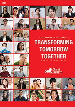 transforming tomorrow together