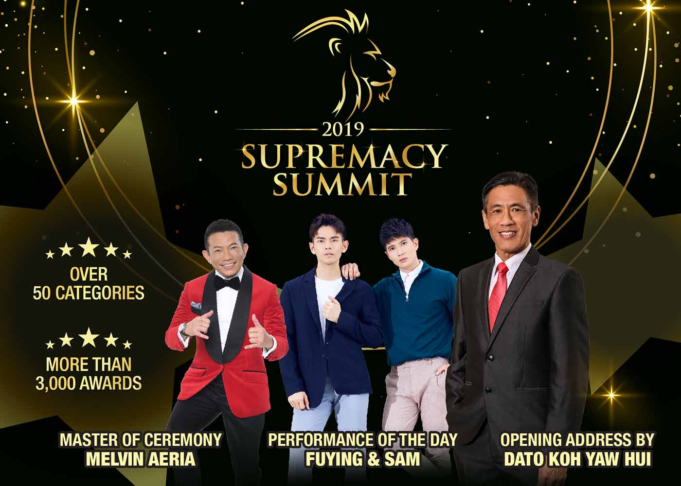 The First- Ever Virtual 2019 Supremacy Summit to Celebrate Successes
