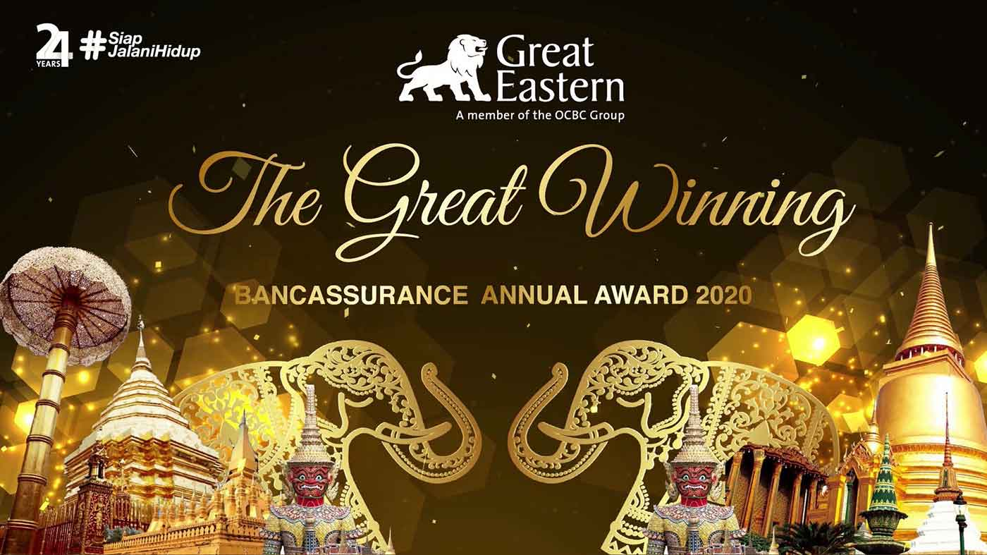 GELI Wraps up a Good Year with Bancassurance Annual Award 2020