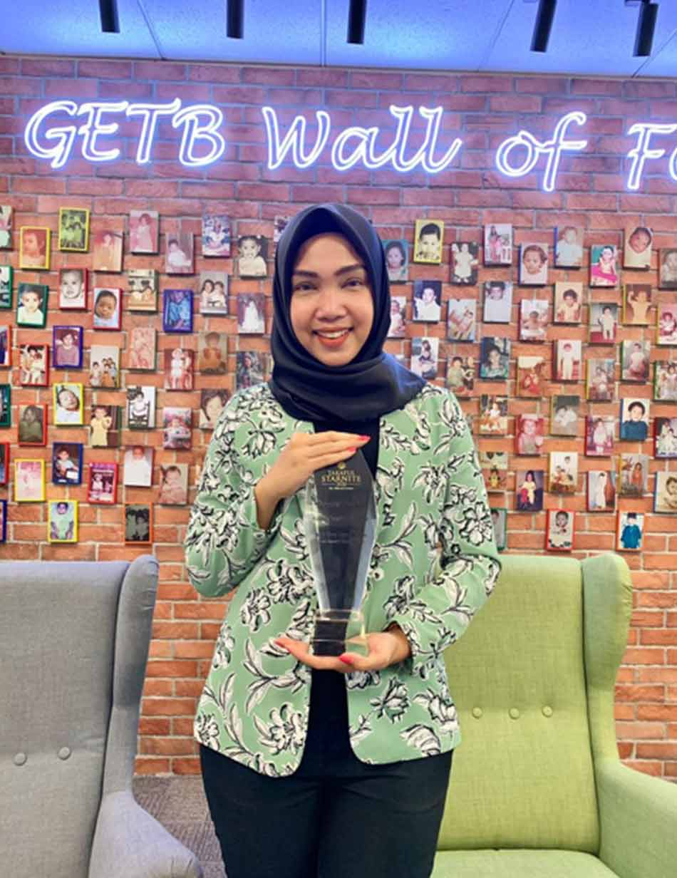 Get to know the Winner of the Young Takaful Award (YTB)