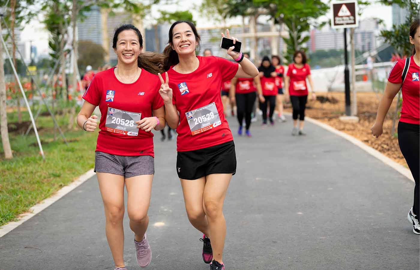 Make a Date with the First Virtual Great Eastern Women's Run
