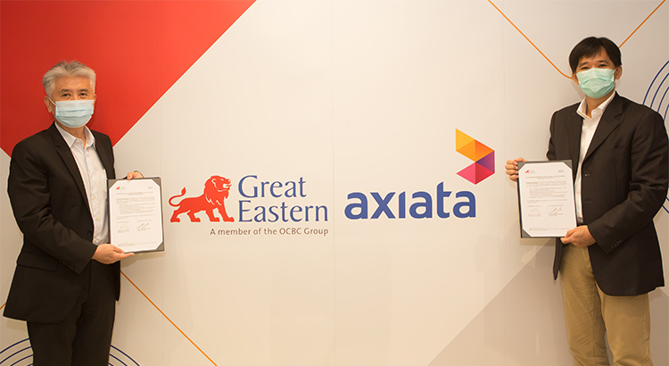 Great Eastern deepens collaboration with Axiata Digital