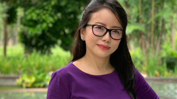 Cynthia Toh. Former Financial Auditor