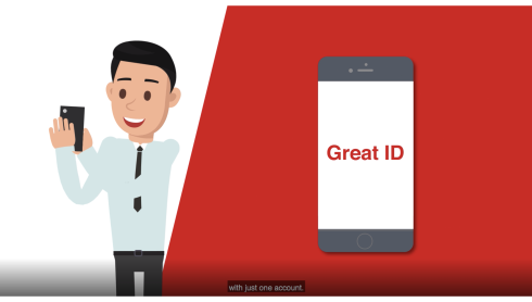 Video for One Great ID for all your Great Eastern digital access