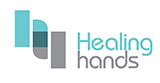 Logo of Healing Hands