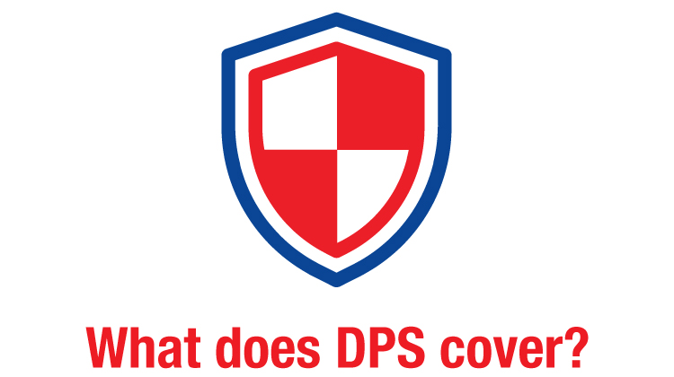 What does DPS cover