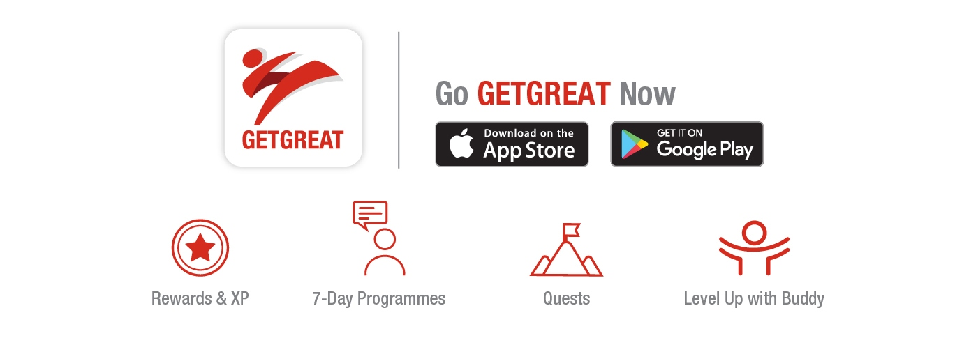 GETGREAT now