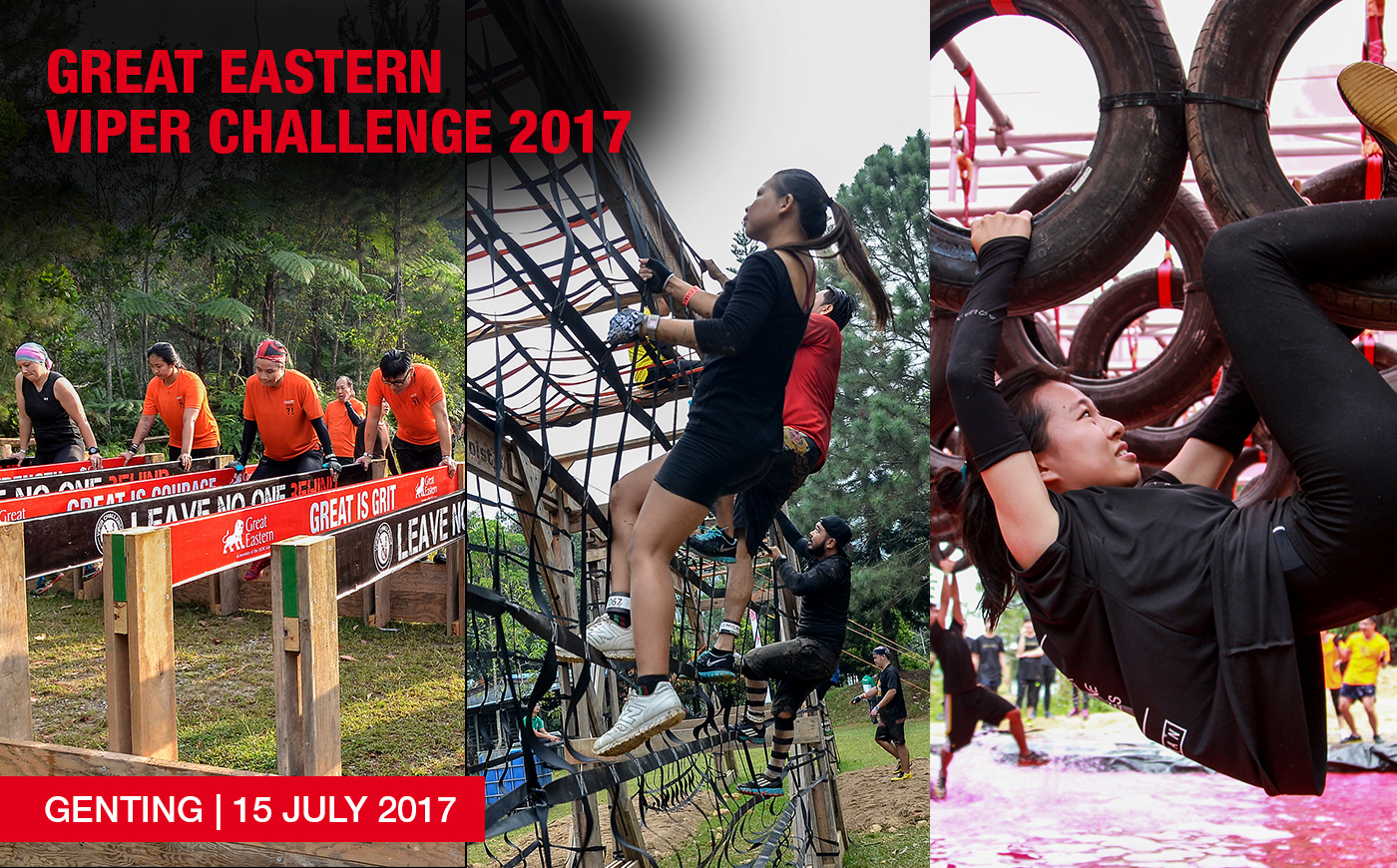 Great Eastern Viper Challenge 2017 Genting