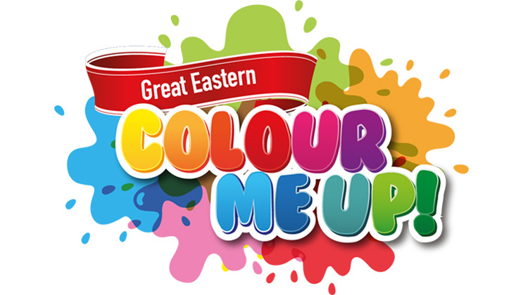 Great Eastern Colour Me Up!