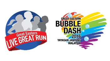 Great Eastern Bubble Dash 2016 Great Eastern Life